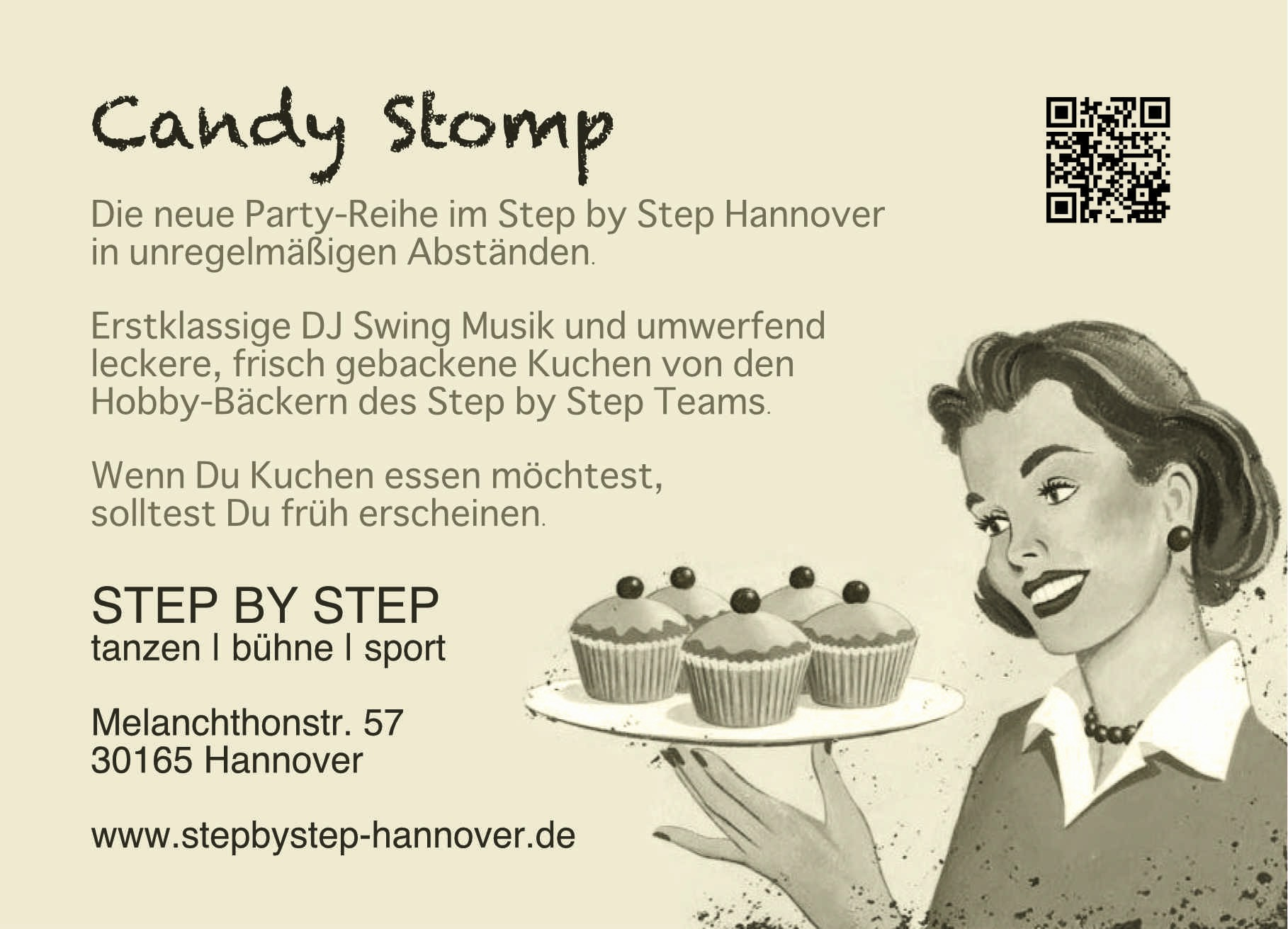 Candy Stomp Flyer